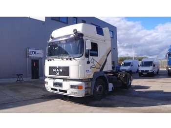 MAN 19.403 (EURO 2 / 6 CYLINDER ENGINE WITH ZF-GEARBOX) - tracteur routier