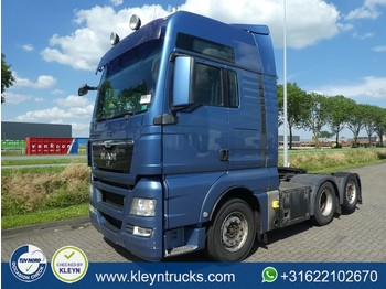 MAN 26.440 TGX xxl 6x2 manual - tracteur routier