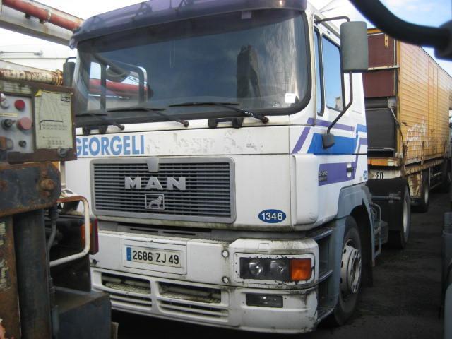 tracteur routier MAN F2000 19.343
