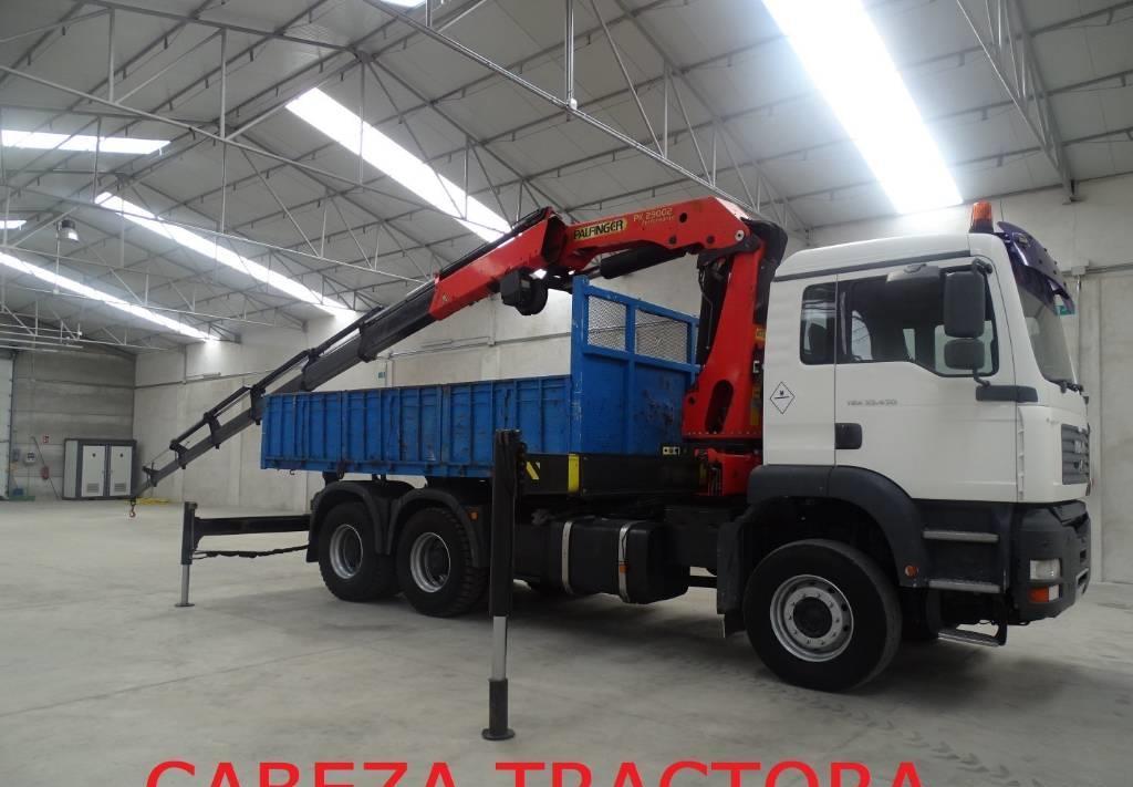 tracteur routier MAN TGA33.430