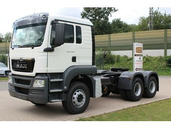 Tracteur routier MAN TGS 33440 BBS 6X4  EUROMIX MTP Mischauflieger