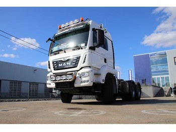 MAN TGS 33.460 BLS - 6X4 - Kiphydr. + 151 000 KM - tracteur routier