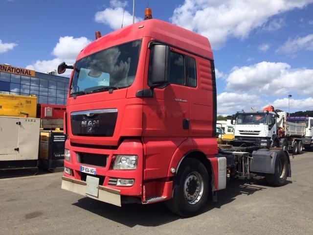tracteur routier MAN TGX 18.440