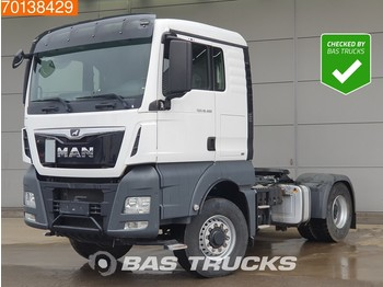 MAN TGX 18.460 4X4 XL Manual 4x4 HydroDrive Hydraulik Big-Axle Euro 6 - tracteur routier