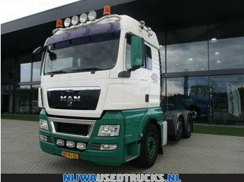 MAN TGX 26.440 Steered axle 6X2  - tracteur routier