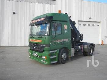 MERCEDES-BENZ ACTROS 1840 Sleeper - tracteur routier