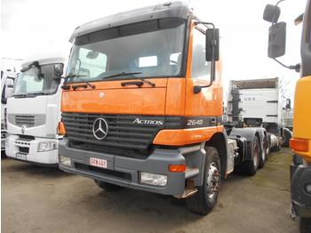 Tracteur routier Mercedes Actros 2640
