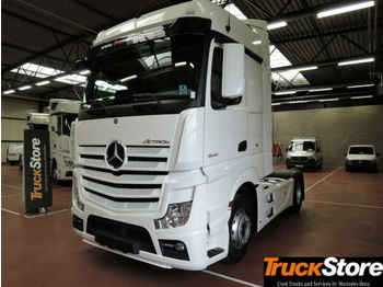 Mercedes-Benz ACTROS 1848 LS Brems-Ass PPC Spur-Ass Big-Fhs  - tracteur routier