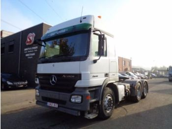 Tracteur routier Mercedes-Benz ACTROS 2644 Ls New motor/neuf!! 3pedale