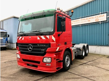 Mercedes-Benz ACTROS 2650LS 6x4 TRACTOR UNIT (V8, EPS WITH CLUTCH / RETARDER) - tracteur routier