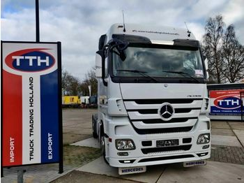 Mercedes-Benz Actros 1844 LS MegaSpace MP3 | Bluetech EEV  - tracteur routier