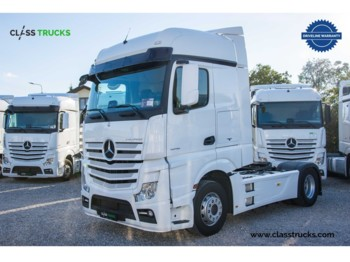 Mercedes-Benz Actros 1848 LS 4x2 BigSpace RETARDER, Side skirts PC - tracteur routier