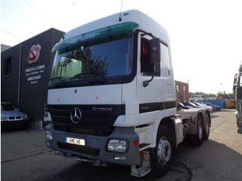 Mercedes-Benz Actros 3348 Lames /manual 175000km new michelin tyres - tracteur routier