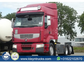 Tracteur routier Renault PREMIUM 460 6x2 367tkm pto+hydr.