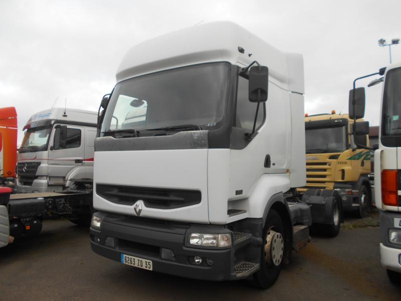 tracteur routier Renault Premium 370