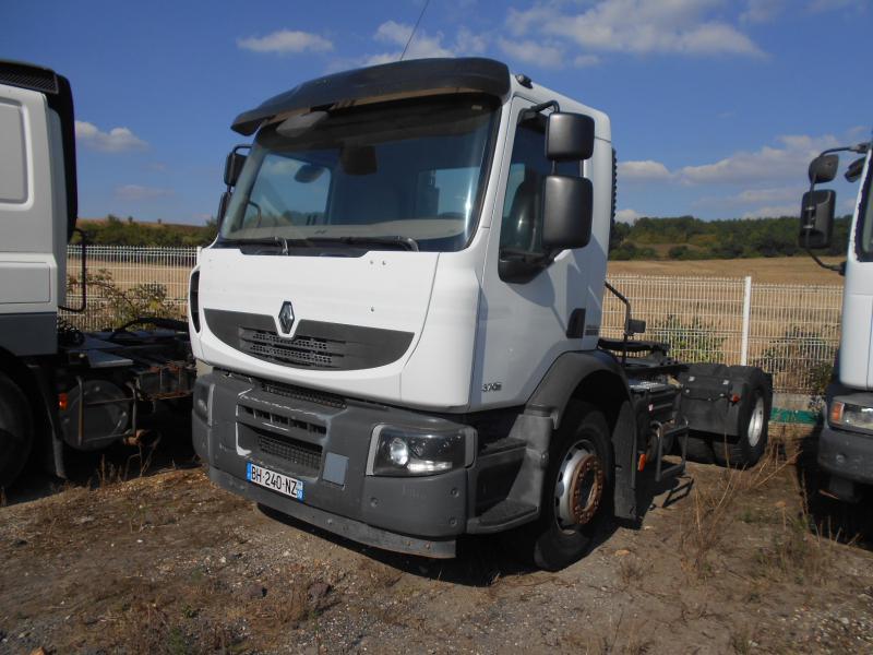 tracteur routier Renault Premium 370 Lander