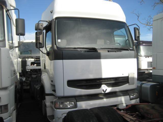 tracteur routier Renault Premium 420