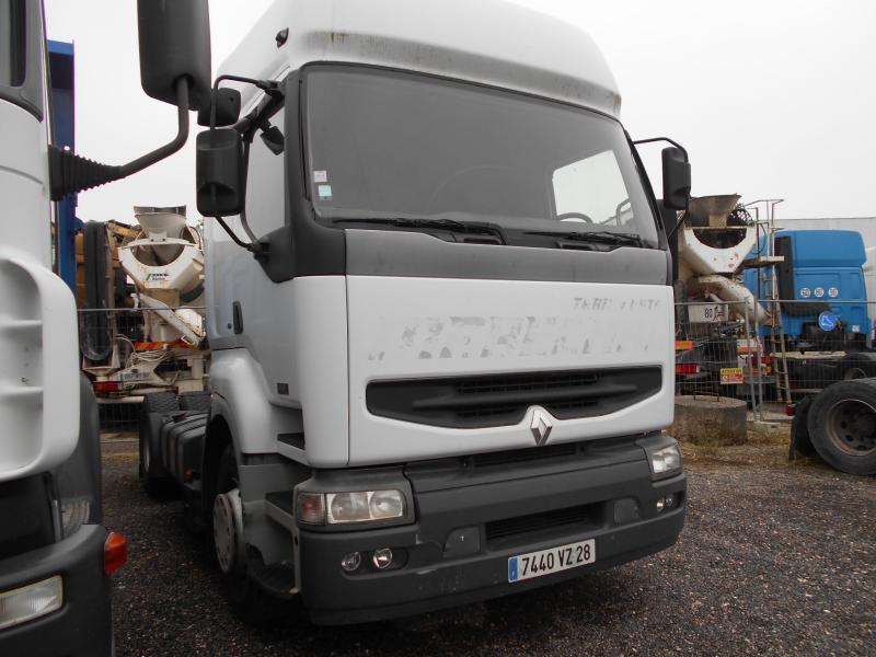 tracteur routier Renault Premium 420 DCI