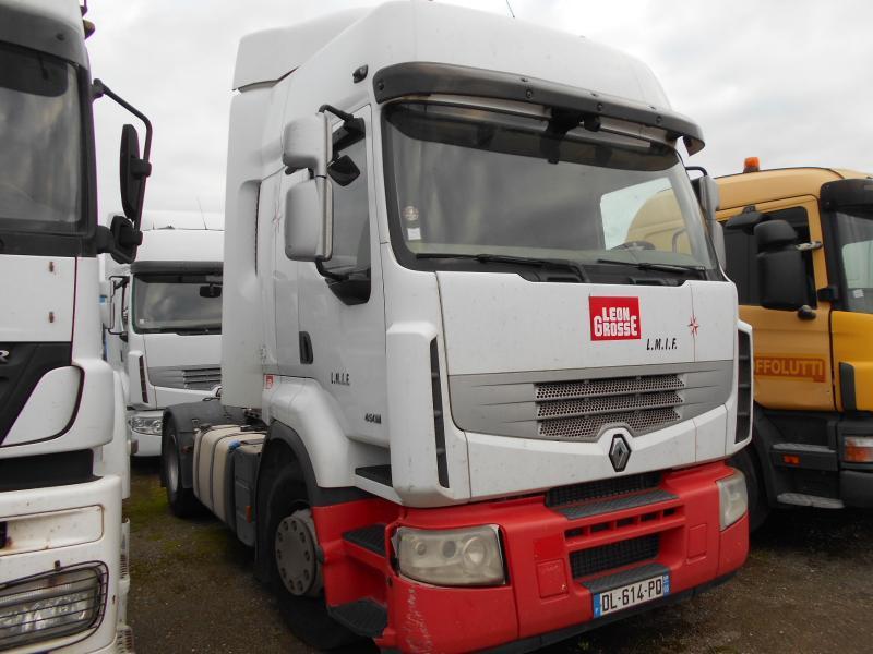 tracteur routier Renault Premium 450 DXI