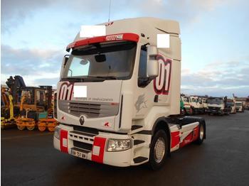 Tracteur routier Renault Premium 460
