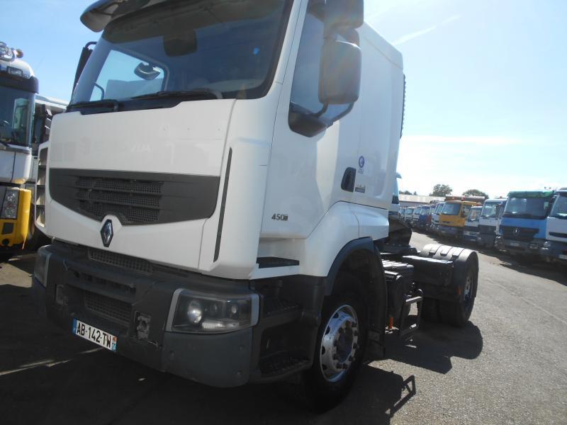 tracteur routier Renault Premium Lander 450 DXI