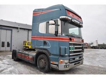 Tracteur routier SCANIA 144 460