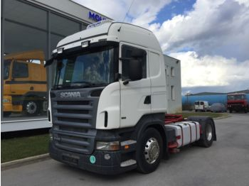 SCANIA R400 EURO5 INTARDER - tracteur routier