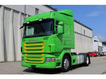 Tracteur routier SCANIA R480 Highline Euro5 Manuell Retarder 2 Tank