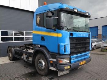 Tracteur routier Scania 114 380 Manual Retarder