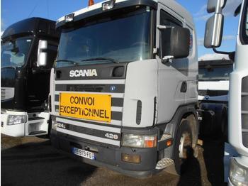 Tracteur routier Scania 124L 420