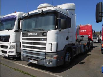 Tracteur routier Scania 144L 460