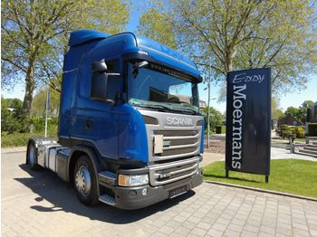 Tracteur routier Scania G410 Highline-Streamline SCR Only
