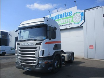 Tracteur routier Scania G420 Intarder - PTO - Manual gearbox