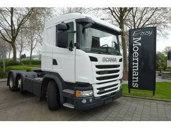 Tracteur routier Scania G450  Cg 19 6x2/4 Twinsteer SCR Only