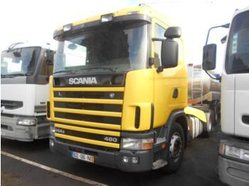 Tracteur routier Scania G 144G460