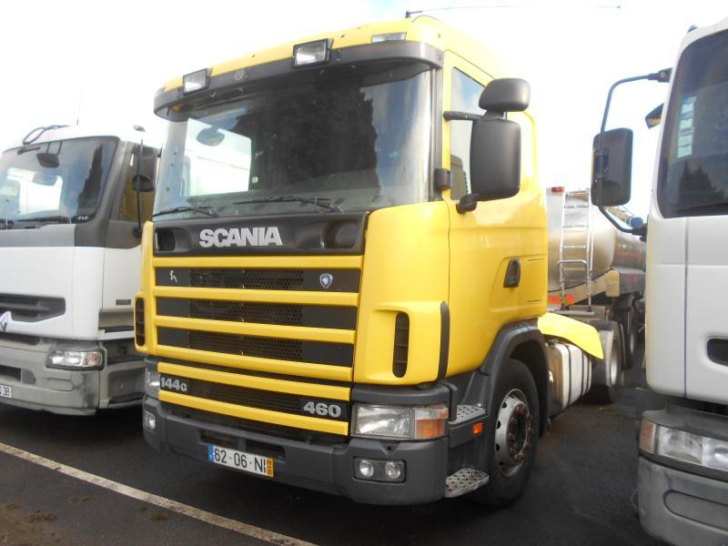 tracteur routier Scania G 144G460