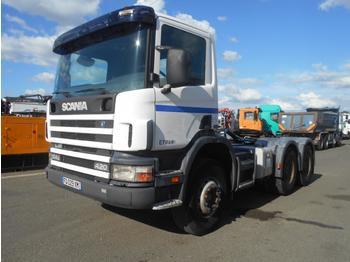 Tracteur routier Scania P124 420