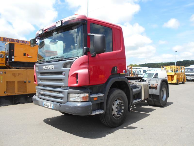 tracteur routier Scania P 420