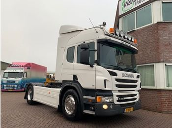 Scania P 420 4X2 EURO5 RETARDER NEW CONDITION HOLLAND TRUCK!!!!!!!!! - tracteur routier