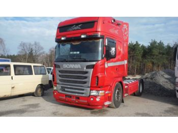 Scania R164 580 V8 Manual  - tracteur routier