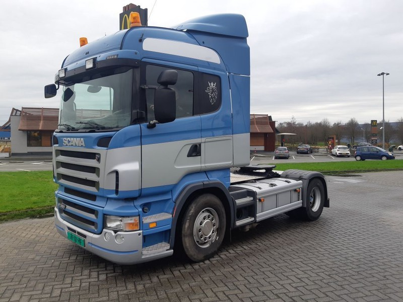 tracteur routier Scania R380 Highline 3 Pedals