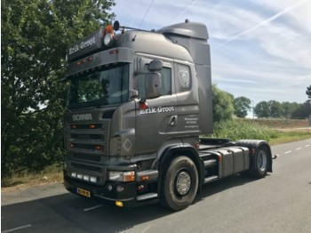 Scania R380 Highline Manual - tracteur routier