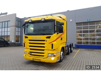 Scania R420 CR19, Euro 4, MANUAL GEARBOX - tracteur routier