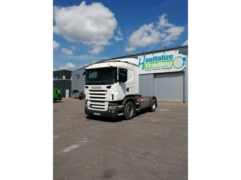Tracteur routier Scania R420 - manual gearbox - retarder