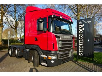 Tracteur routier Scania R440 Highline 6x2/4 Twinsteer