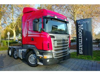 Scania R440 Highline 6x2/4 Twinsteer  - tracteur routier