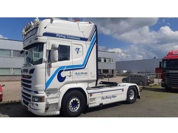Tracteur routier Scania R450 R450 Topline Crown Edition Retarder Full air