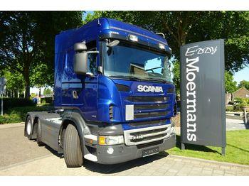 Tracteur routier Scania R480 6x2/4 twinsteer Euro 6