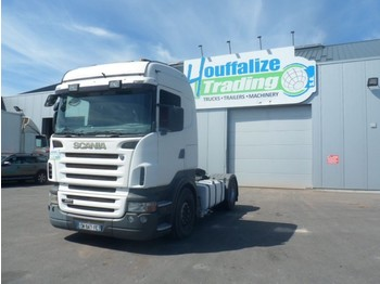 Tracteur routier Scania R480 - manual - hydraulic