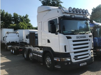 Tracteur routier Scania R500: photos 1